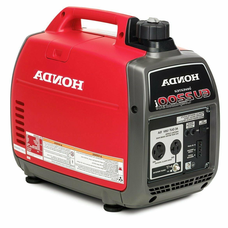 Honda EU2200IC Companion Super Portable Generator