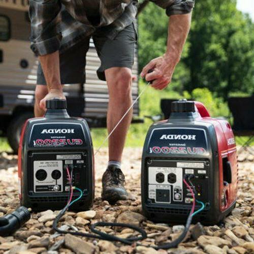 Honda 2200-Watt Companion Super Quiet Generator