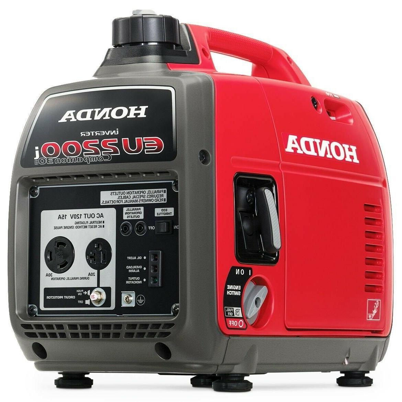 eu2200ic 2200 watt companion super quiet portable