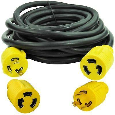 leisure cords nema l5 30 3 prong