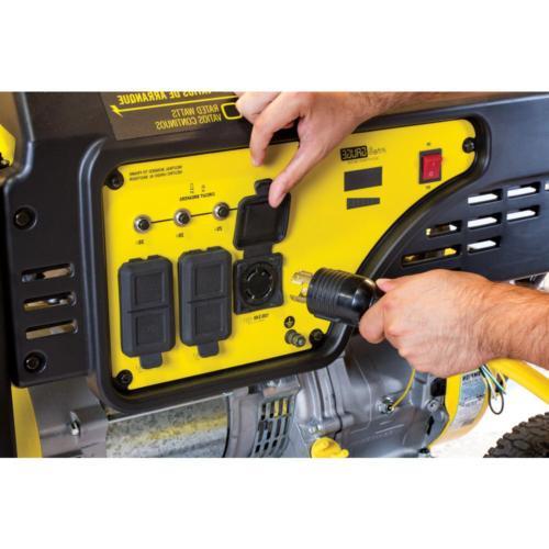 Generator ft. 240-Volt Weather Abrasion Insulation