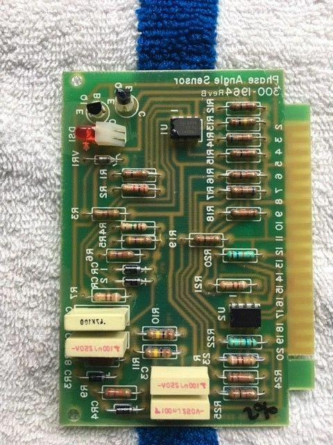 genuine cummins 300 1964 generator control circuit