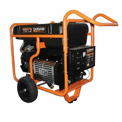 gp17500e 17 500 watt electric start portable