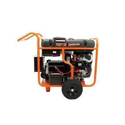 Generac - 17,500 Watt Electric Start Generator