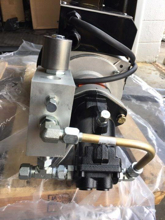 Harrison 160764 Generator 12Kw, Phase