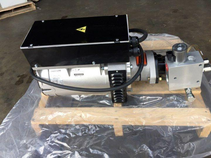 Harrison Hydragen Generator 12Kw, Phase 3, 3600