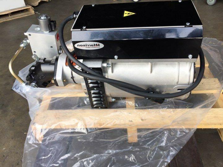 harrison 160764 hydragen hydraulic generator 12kw amps