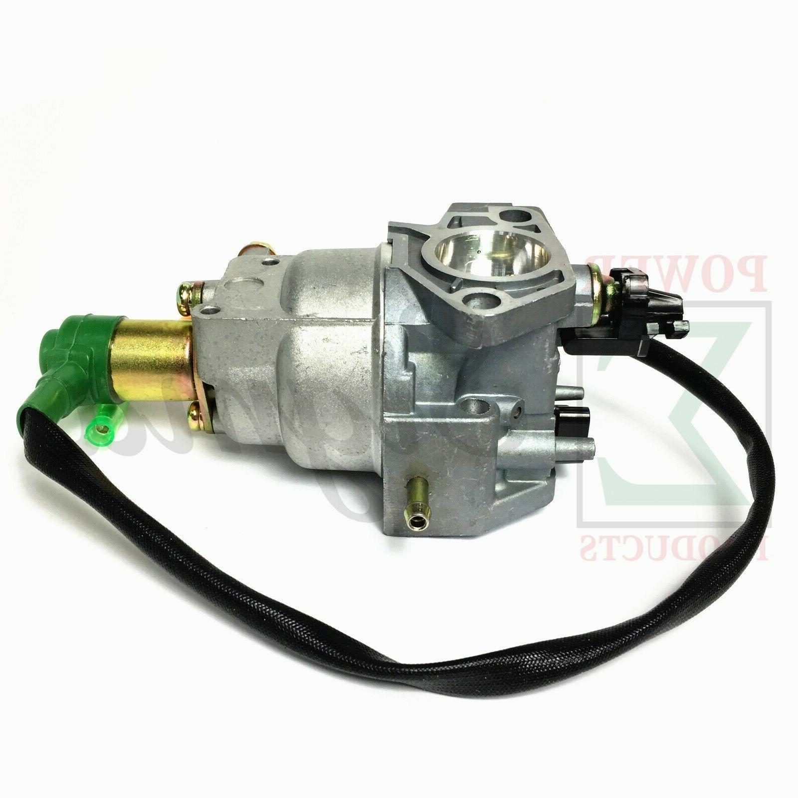 Manual Carburetor General Power APP6000 6000W OHV13H Generator