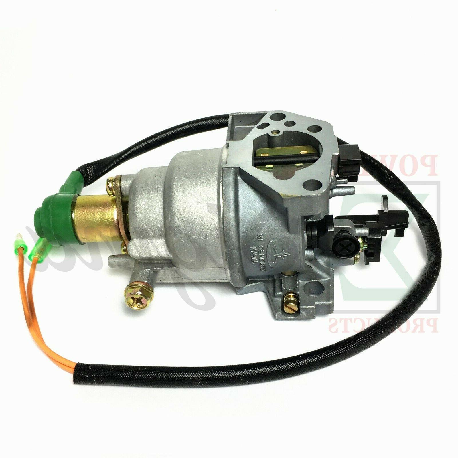 Manual Carburetor Power Products OHV13H Generator