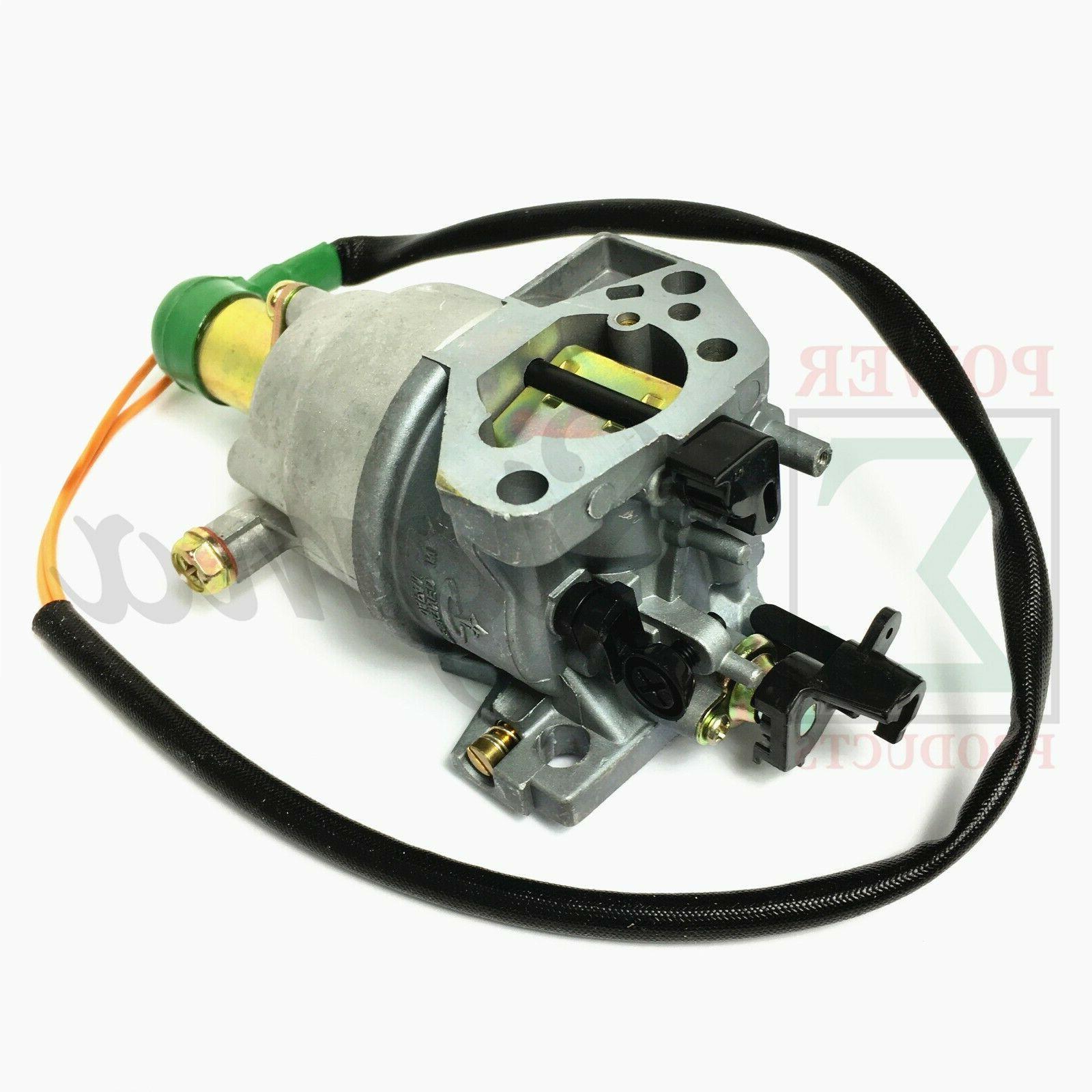 Manual Carburetor For Power APP6000 OHV13H Generator
