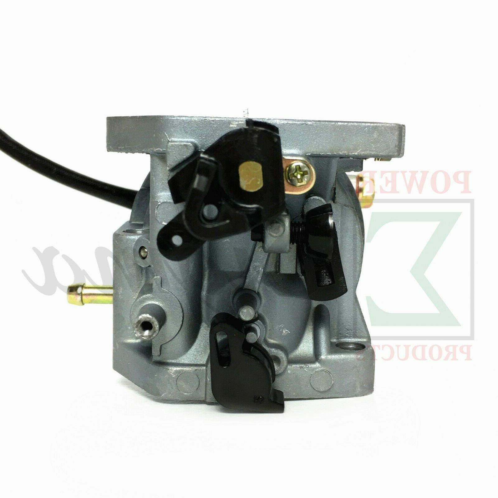 Manual For Power Products 6000W OHV13H