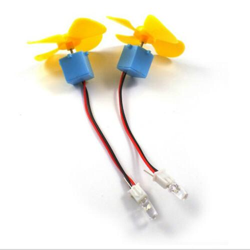 Micro DC Display Toy DIY