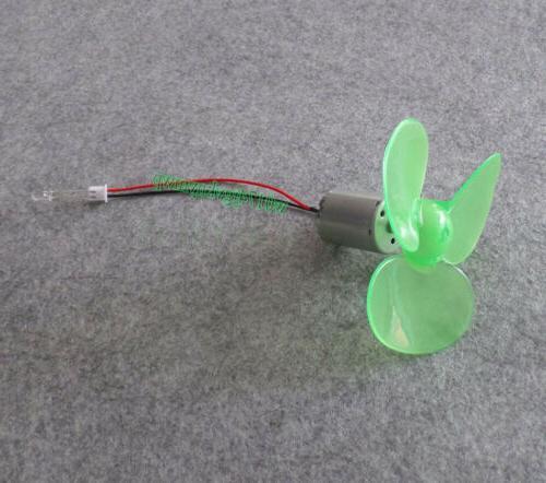 Mini Mini Motor Blades LED For Project