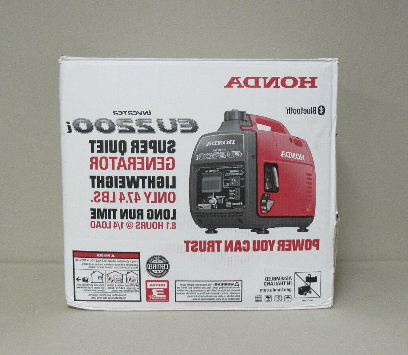 *NEW* Gasoline Portable Inverter EU2200i