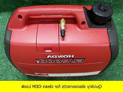 ** Honda EU2000i Propane, Gasoline, Generator Conversion **