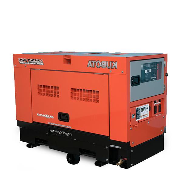 new gl14000 lowboy generator 14kw