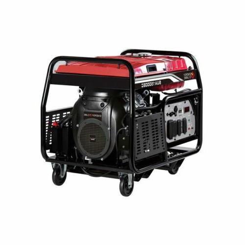 A-ipower Watt Gasoline Generator Electric Start