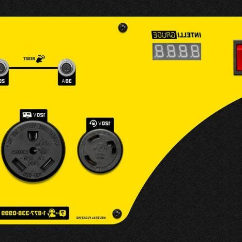 Champion 100331 - 3650 Watt w/ RV