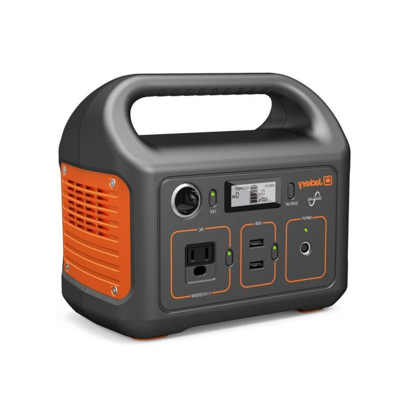 Jackery Portable Power Station Explorer 240, 240Wh Camping G