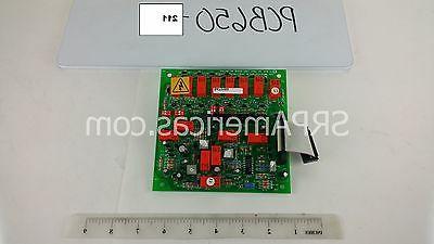 printed circuit board exp 12v pcb 650