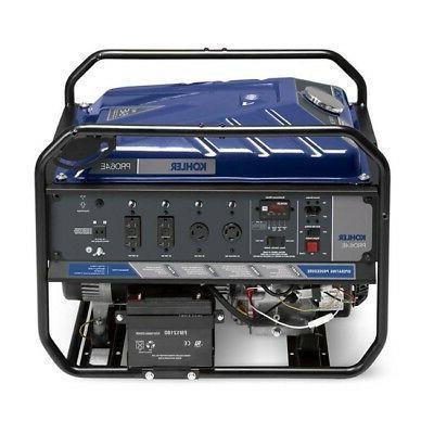Kohler PRO6.4E 6.4kW Gas Portable Generator U-Spec Tri Fuel