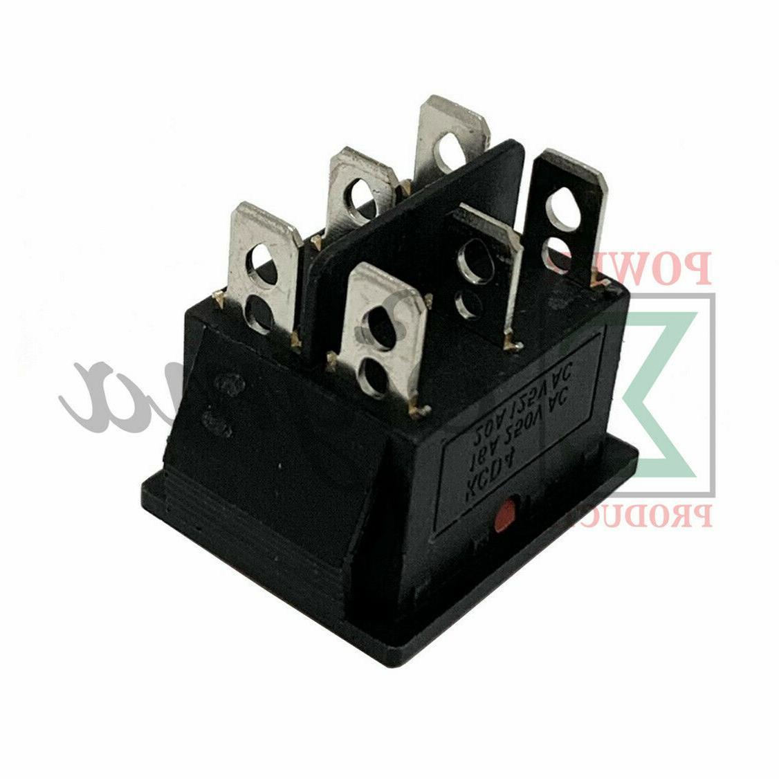 Start Off For 9375 Watts Start Generator