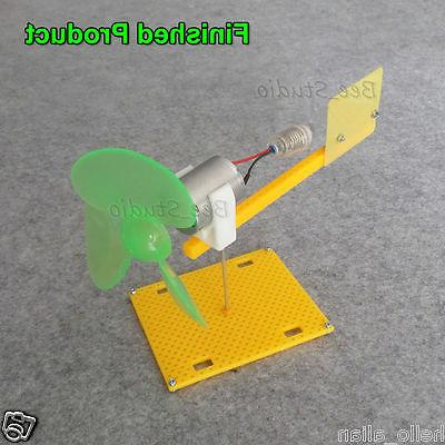 Wind Generator Mini DC For DIY small science kits