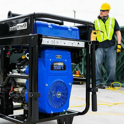 DuroMax 15000-Watt Gas Portable Generator