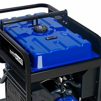 DuroMax XP15000E 15000-Watt Gas Electric Portable