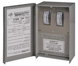 Reliance Controls Corporation MB125 Indoor 50-Amp Meter Box