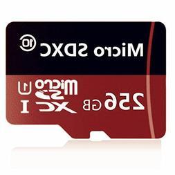 Generic 256GB Micro SD SDXC Class 10 Memory Card 256gb with
