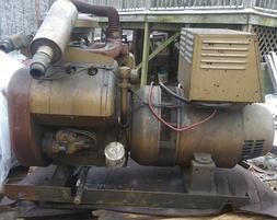 Kohler Natural Gas Generator Model # 15RM82 KW 15 Spec 86287