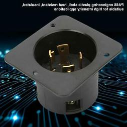 NEMA L14-30C 4-Hole 30A 125V-250V UL Listed Industrial Gener