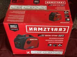 NEW Craftsman 1700w Gas Inverter Generator CMXGIAC2200 2200