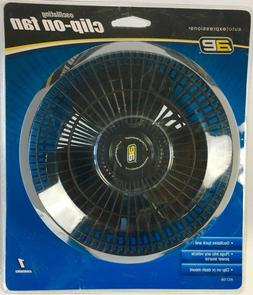 New Auto Expression Clip On Oscillating Fan 83106 All Vehicl