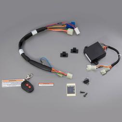 New Yamaha EF4500iSE or EF6300iSDE Generator Quickstart Remo
