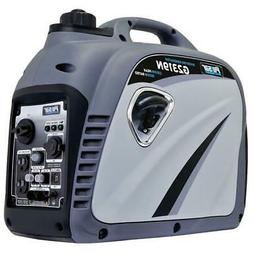 New Generator Gasoline Power 1200W Rated 900w Portable Outdo