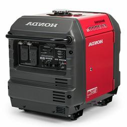 New in Box Honda EU3000is Portable Gas Powered Generator Inv