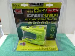 NEW RYOBI RYi150BG 150-Watt Powered Inverter for ONE+ 18-Vol