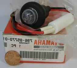 YAMAHA OIL PILOT LIGHT FOR 1400 GENERATORS 796-85770-01 1ct