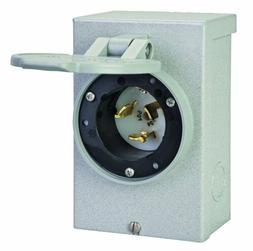 Reliance Controls PB50 Power Inlet Box 50 Amp