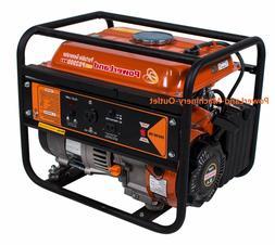 PowerLand PD2000 Portable 1500 Watt 2.4HP Gas Generator/Reco