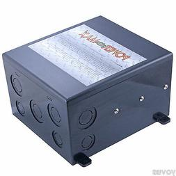 POWERMAX PMTS-50 AMP 120 240 VAC RV GENERATOR AUTOMATIC TRAN