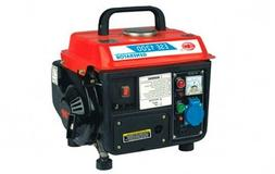 Portable 220V 700W household miniature gasoline generator wi