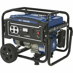 Powerhorse Portable Generator - 2500 Surge Watts 2000 Rated
