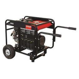 Dayton Portable Generator 5000 Watts Diesel, 36C206