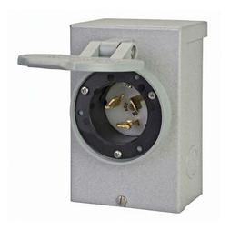 Power Inlet Box 50A