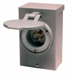 Reliance Controls Power Inlet Box 30 Amp Bulk