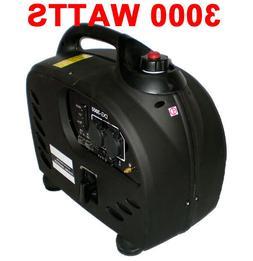 PureWave Digital DG-3000 WATT GAS GENERATOR INVERTER QUIET P