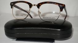 Ray Ban Generic RX High Quality ClubMaster Tortoise Gold B80